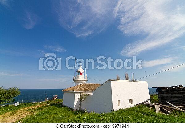 Lighthouse - csp13971944