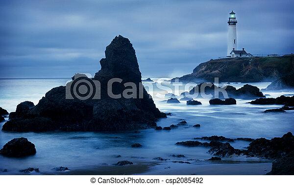 Lighthouse - csp2085492