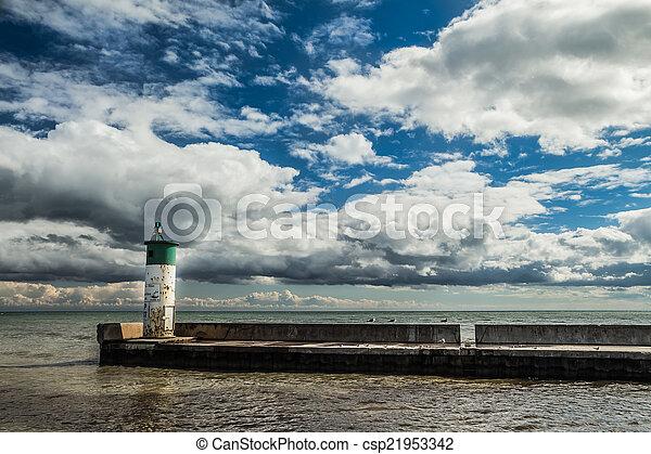 Lighthouse - csp21953342