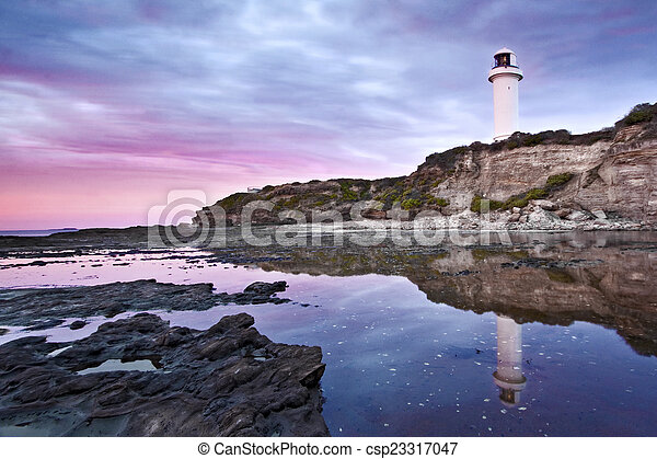 Lighthouse - csp23317047