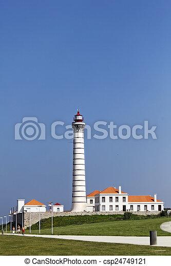 Lighthouse - csp24749121