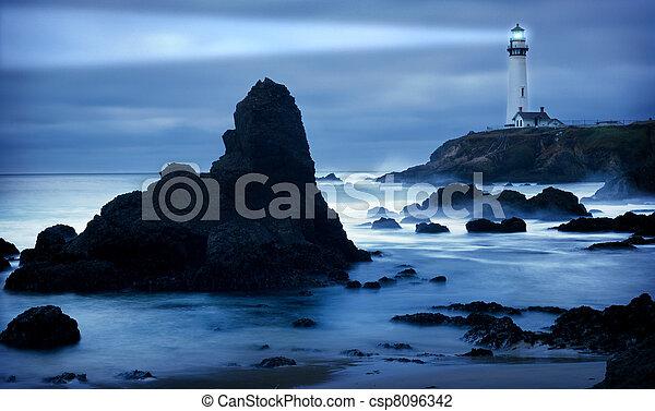Lighthouse - csp8096342