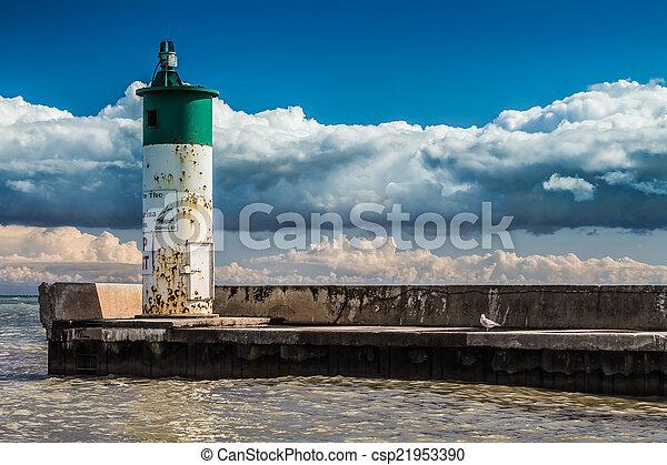 Lighthouse - csp21953390