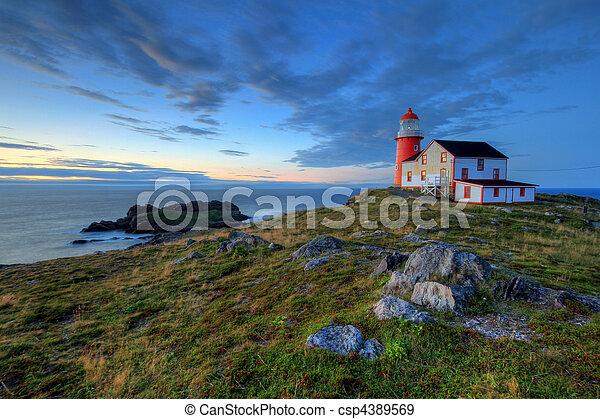 Lighthouse - csp4389569