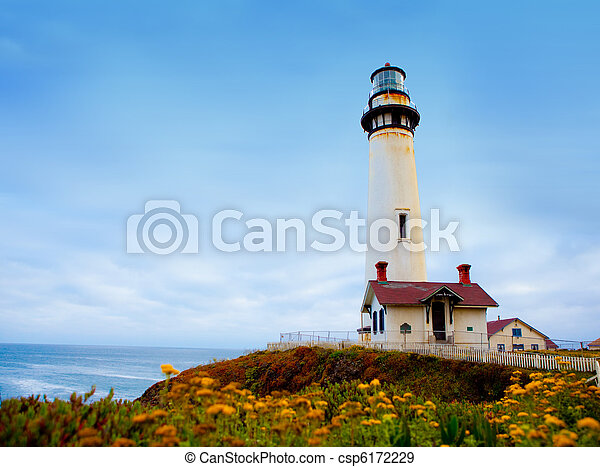 Lighthouse - csp6172229