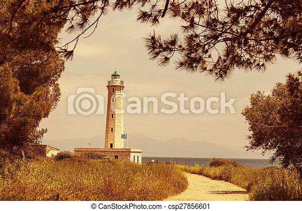 Lighthouse - csp27856601
