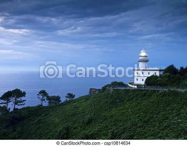 Lighthouse - csp10814634