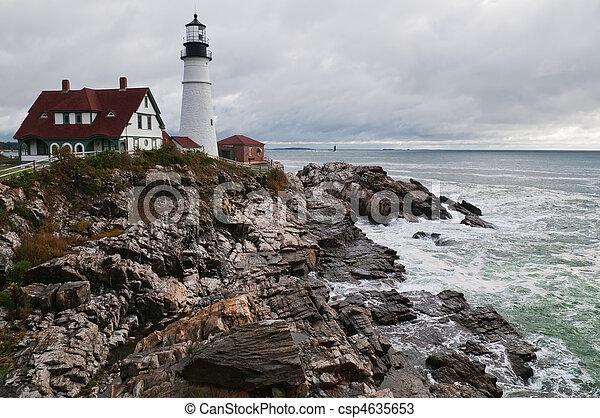 Lighthouse - csp4635653