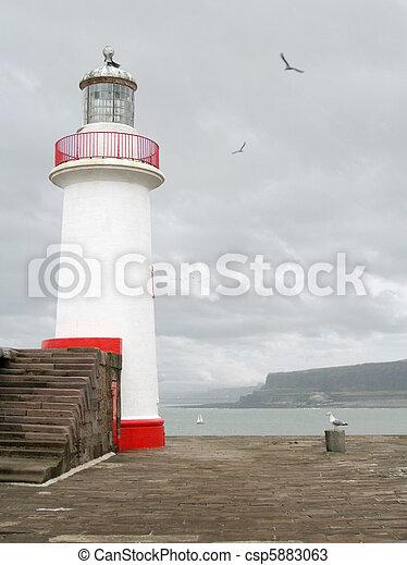 Lighthouse - csp5883063