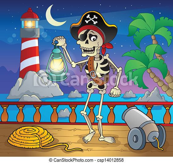Lighthouse theme image 8 - csp14012858