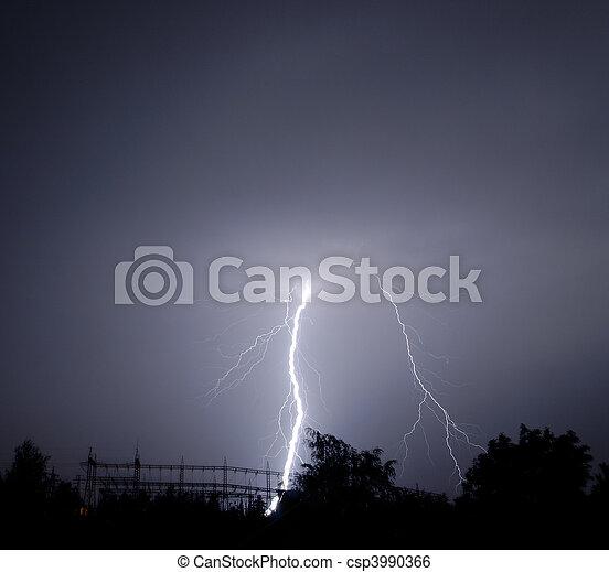 Lightning Strike - csp3990366