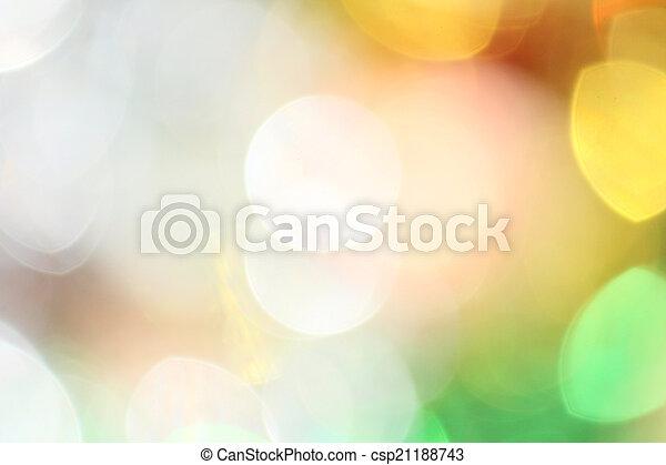 Lights background - csp21188743