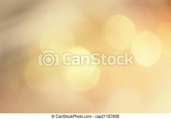 Lights background - csp21187608