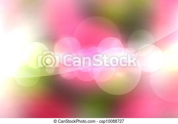 Lights Blurry pattern background  - csp10088727