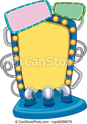 lights bulletin board illustration featuring a yellow board rh canstockphoto ca bulletin board clipart black and white bulletin board clipart free