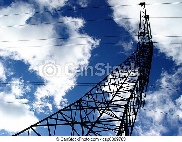 ligne, puissance - csp0009763