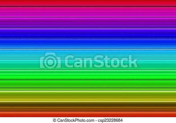 lijnen, kleurrijke, achtergrond - csp23228684