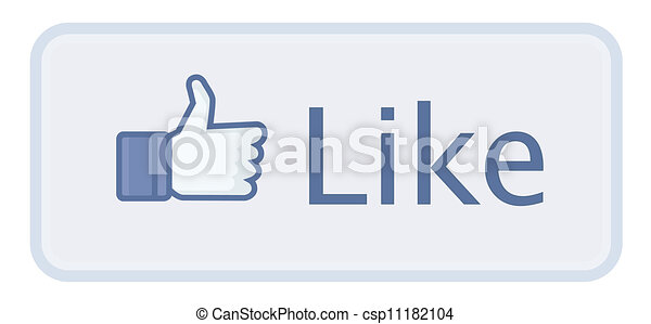 like button - csp11182104