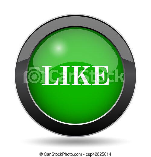 Like icon - csp42825614