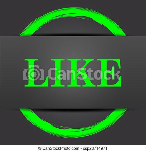 Like icon - csp28714971