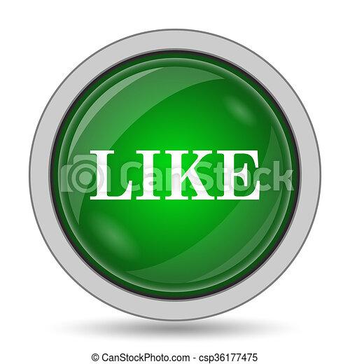 Like icon - csp36177475