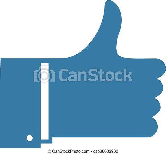 like symbol - csp36633982