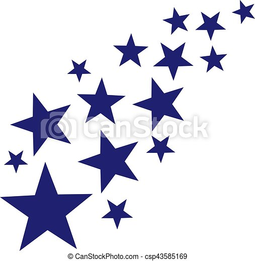 lila falling stars clip art vector search drawings and graphics rh canstockphoto com stars vector design stars vectors free download