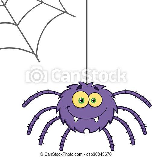 Lila halloween spinne web lila zeichen halloween for Meine wohnung click design free