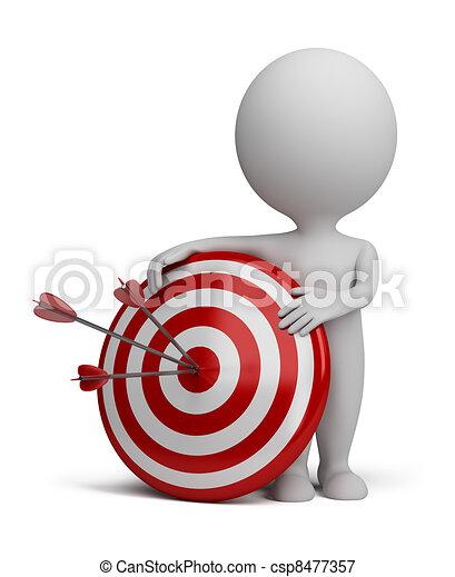 lille, 3, -, target, folk - csp8477357