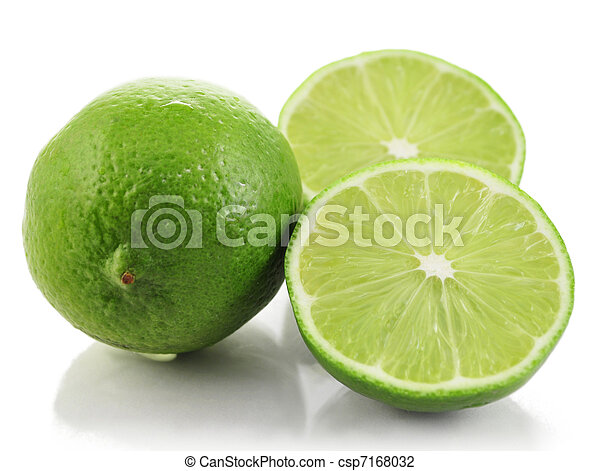 lime fruits - csp7168032