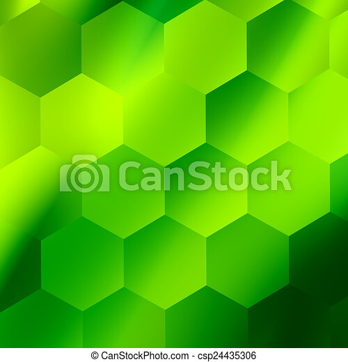 lime green abstract background csp24435306