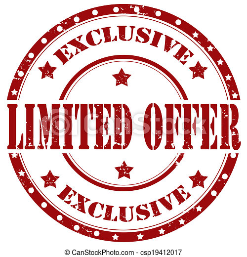 Limited Offer-stamp - csp19412017