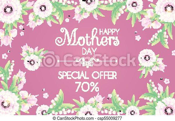 Lindo Diseño On Madres Saludo Ducha Cumpleaños