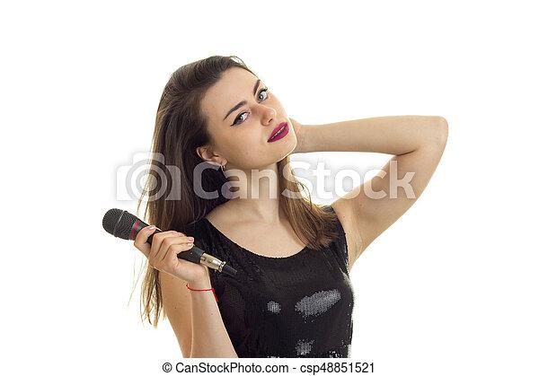 Karaoke la del vestido blanco