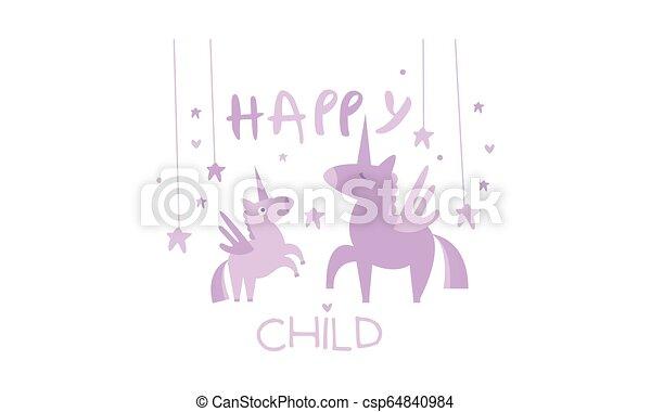 Lindo Niños Cartel Ser Cartel Tarjeta Ilustración