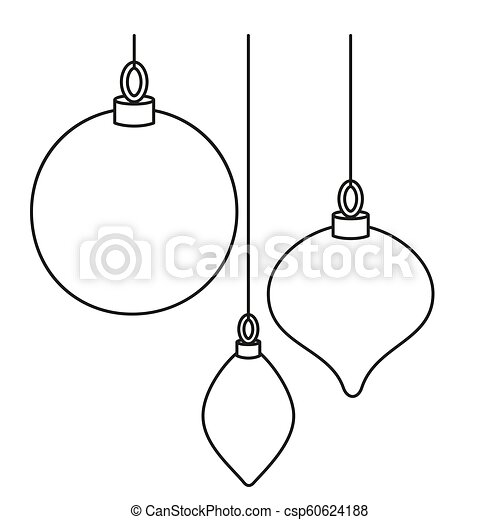 Free Free Christmas Black And White Clip Art with No Background - ClipartKey