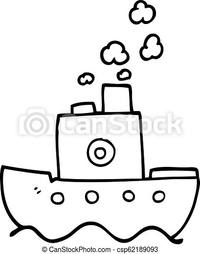 Steam Boat Clipart Vector Graphics 980 Steam Boat Eps Clip Art