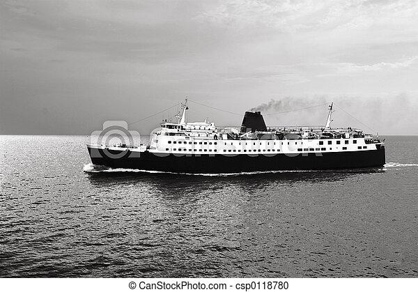 Liner ship - csp0118780