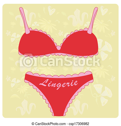 lingerie - csp17306982