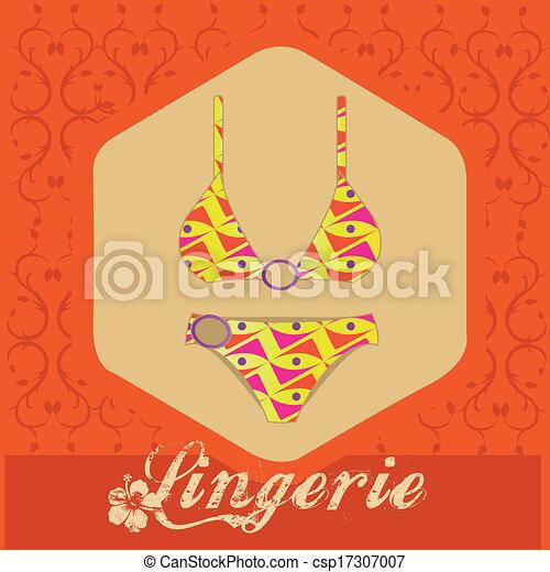 lingerie - csp17307007