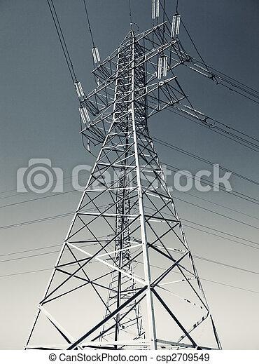 linha, poder elétrico - csp2709549