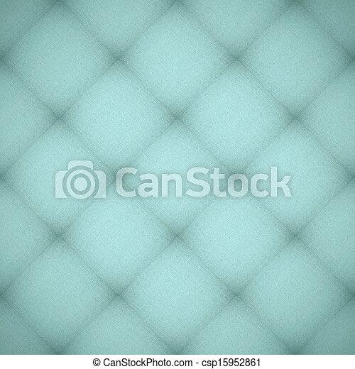 Trasfondo de lino abstracto turquesa - csp15952861