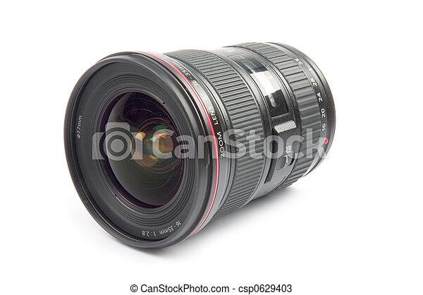 Digitale Kamera-Zoom-Linie - csp0629403
