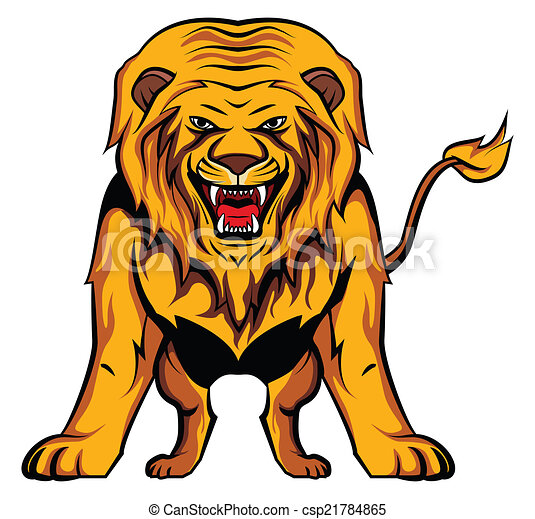 Lion - csp21784865