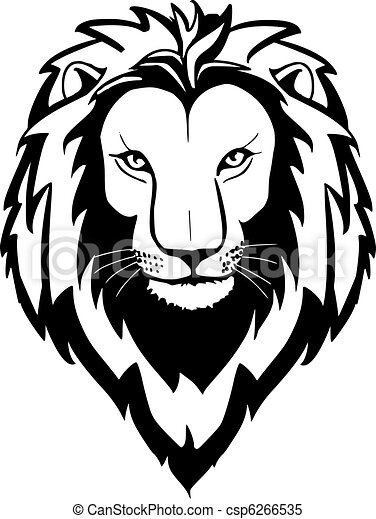 lion clipart vector search illustration drawings and eps graphics rh canstockphoto com lion vector art lion vector logo