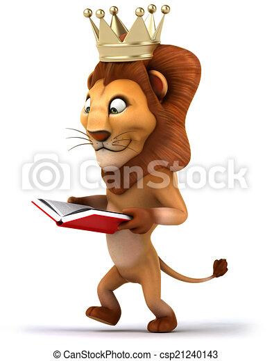 Lion - csp21240143