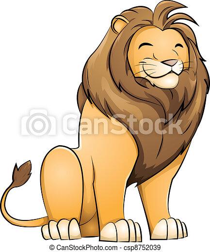 lion - csp8752039