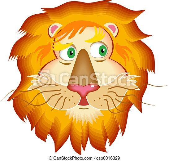 Lion - csp0016329