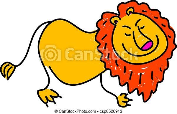 lion - csp0526913