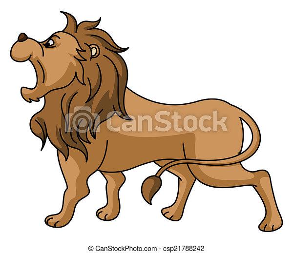 Lion - csp21788242